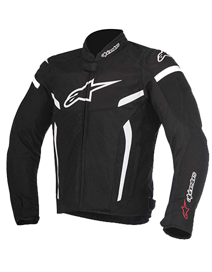 Alpine Stars GP Plus R v2 Airflow Leather Street Jacket
