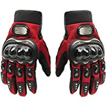Tcbunny Pro-biker Motorbike Carbon Fiber Powersports Racing Gloves