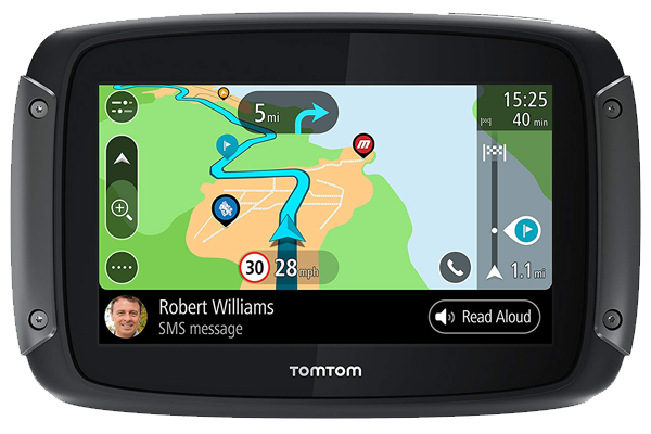 6 Best Motorcycle GPS For Cruisers, Sport Bikes & Dual Sport