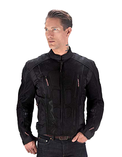 Viking Cycle Motorcycle Jacket for Men