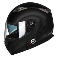 FreedConn Flip up Dual Visors Full Face Helmet