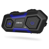 ALLROS T10 Bluetooth 3.0 Helmet Intercom