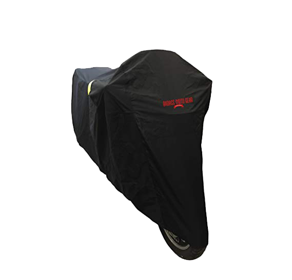 Badass Moto Gear Motorcycle Cover
