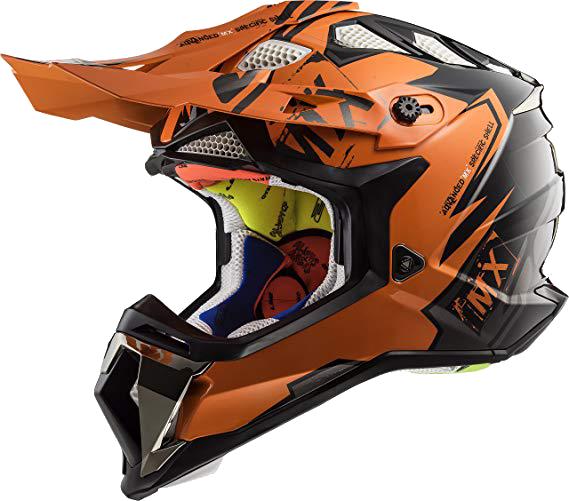 LS2 Helmets Unisex Offroad Helmet