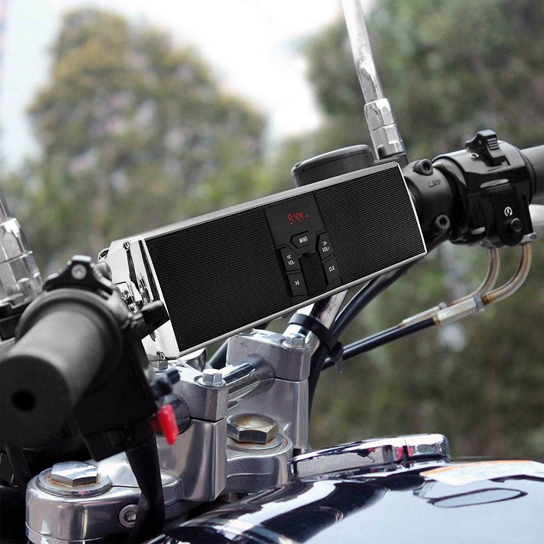 Motorcycle Sound System
