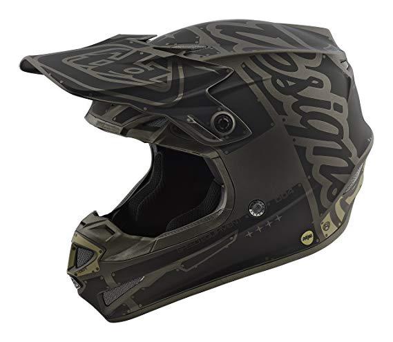 Troy Lee Designs SE4 Polyacrylite Helmet