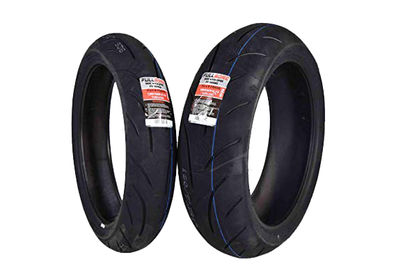Full Bore Super Bike F2 Tire Set