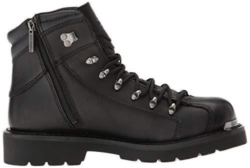 Harley-Davidson Men's Electron Black Motorcycle Boots