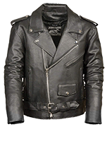 Event Biker Leather Motorcycle