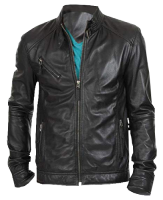 The Leather Factory Genuine Lambskin Jacket