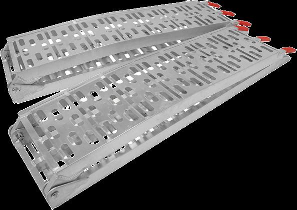 Titan Aluminum Ramp