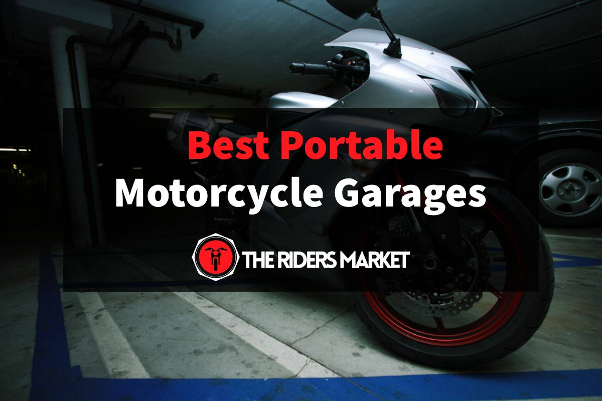 Portable Motorcycle Garage